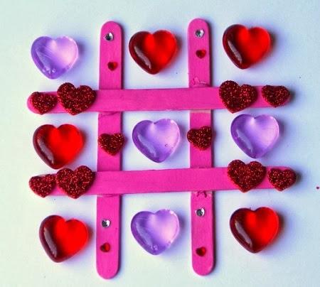 Como Hacer un Tres en Linea Romantico, Juegos para San Valentin