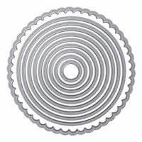 Framelits - Circle