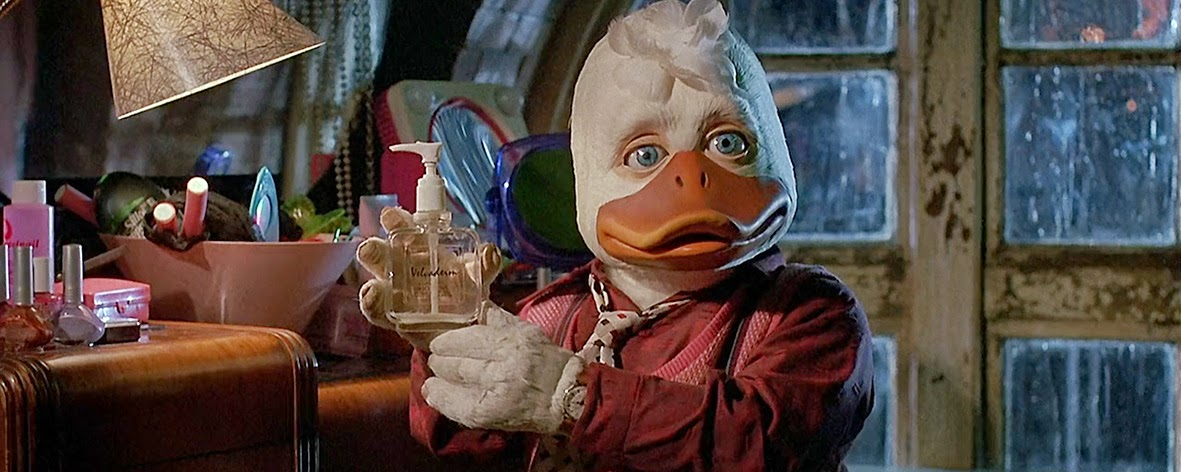 Howard the Duck - Kaczor Howard - 1986