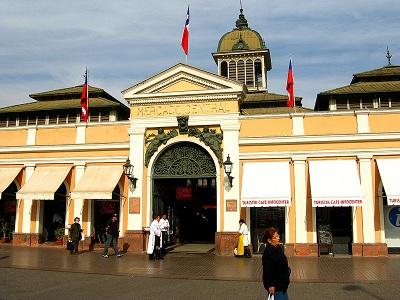2) Mercado Central
