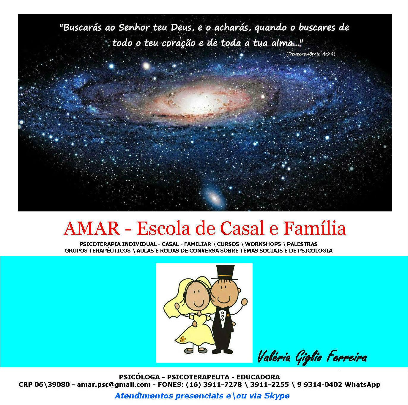 AMAR - Escola de Casal e Família