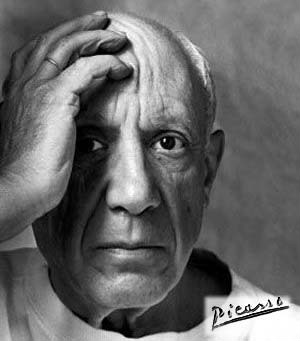 Danh họa Pablo Ruiz Picasso