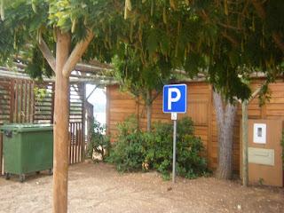 parque estacionamento para deficientes
