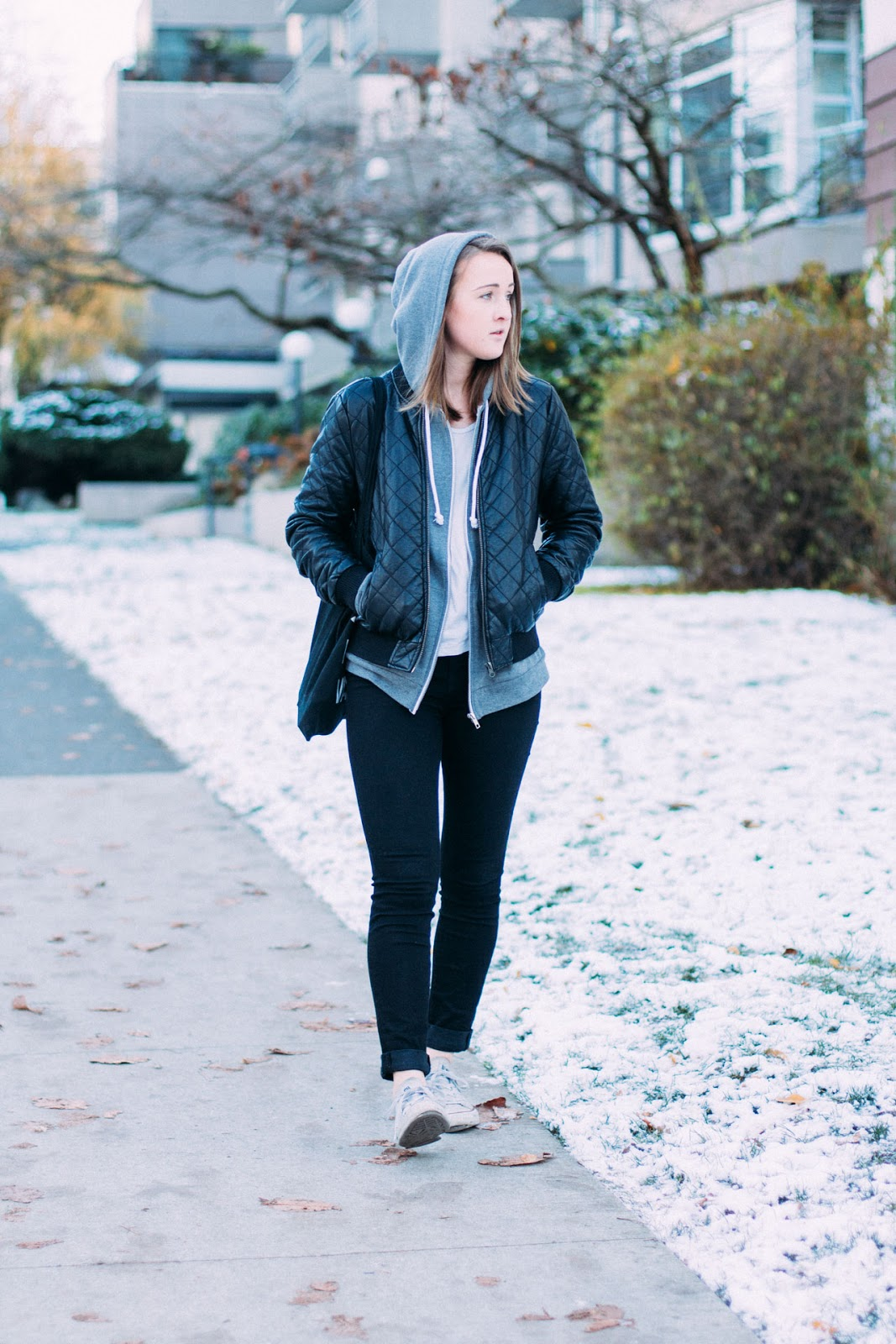 Winter style - Vancouver Fashion Blogger
