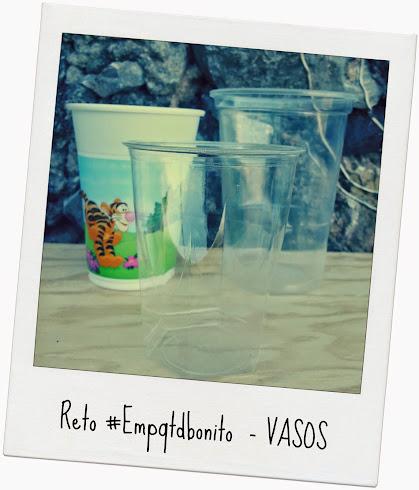 Reto #Empaquetado bonito - vasos