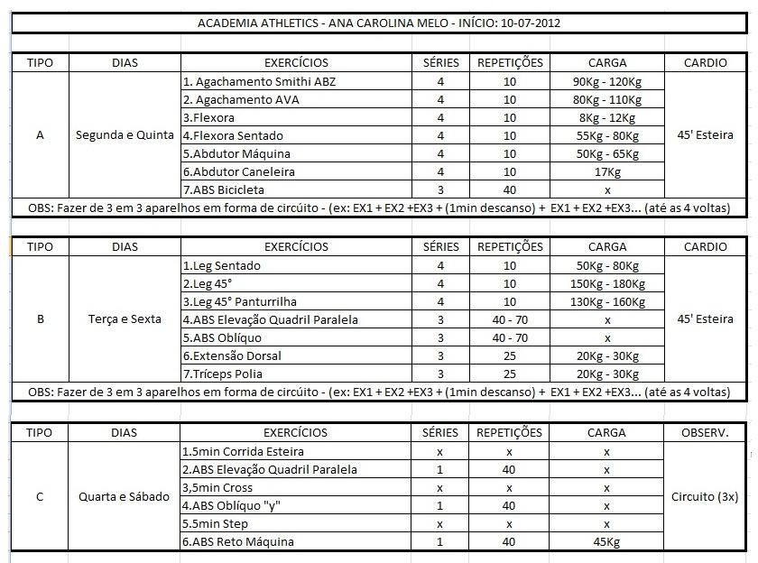 Preferência Diário de Treino da Cah.: O início. XG38