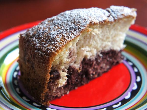 REZEPT: glutenfreie Marmor-Wolke