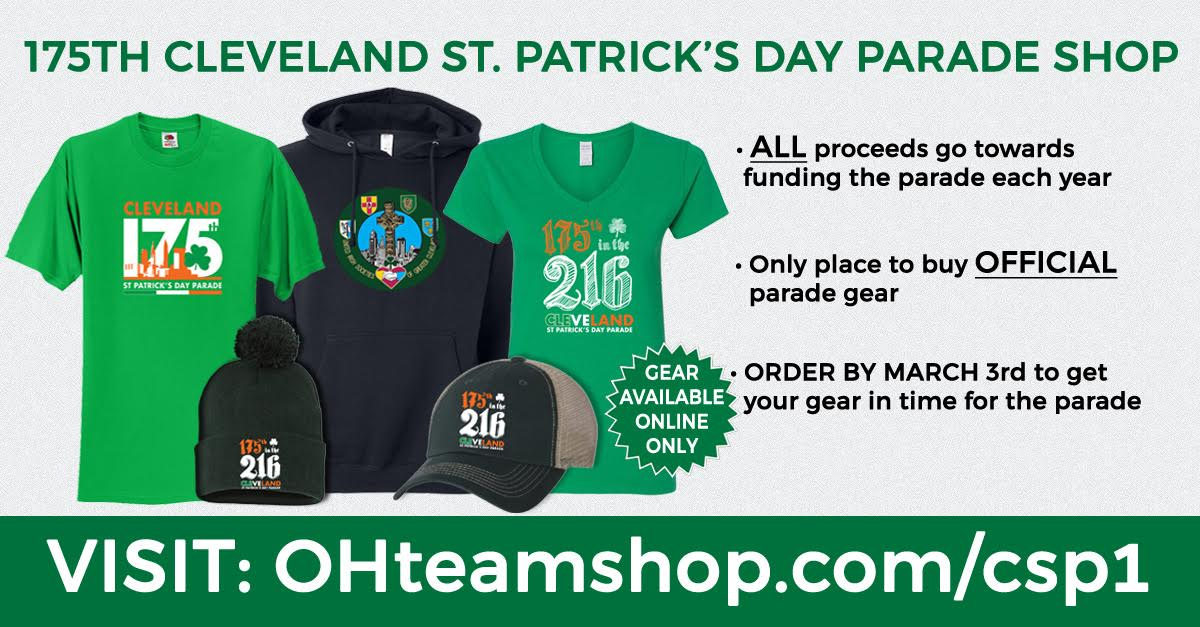 OFFICIAL PARADE SHOP