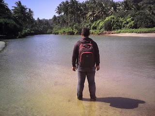 Keindahan Pesona Alam Pantai Dlodo Tulungagung