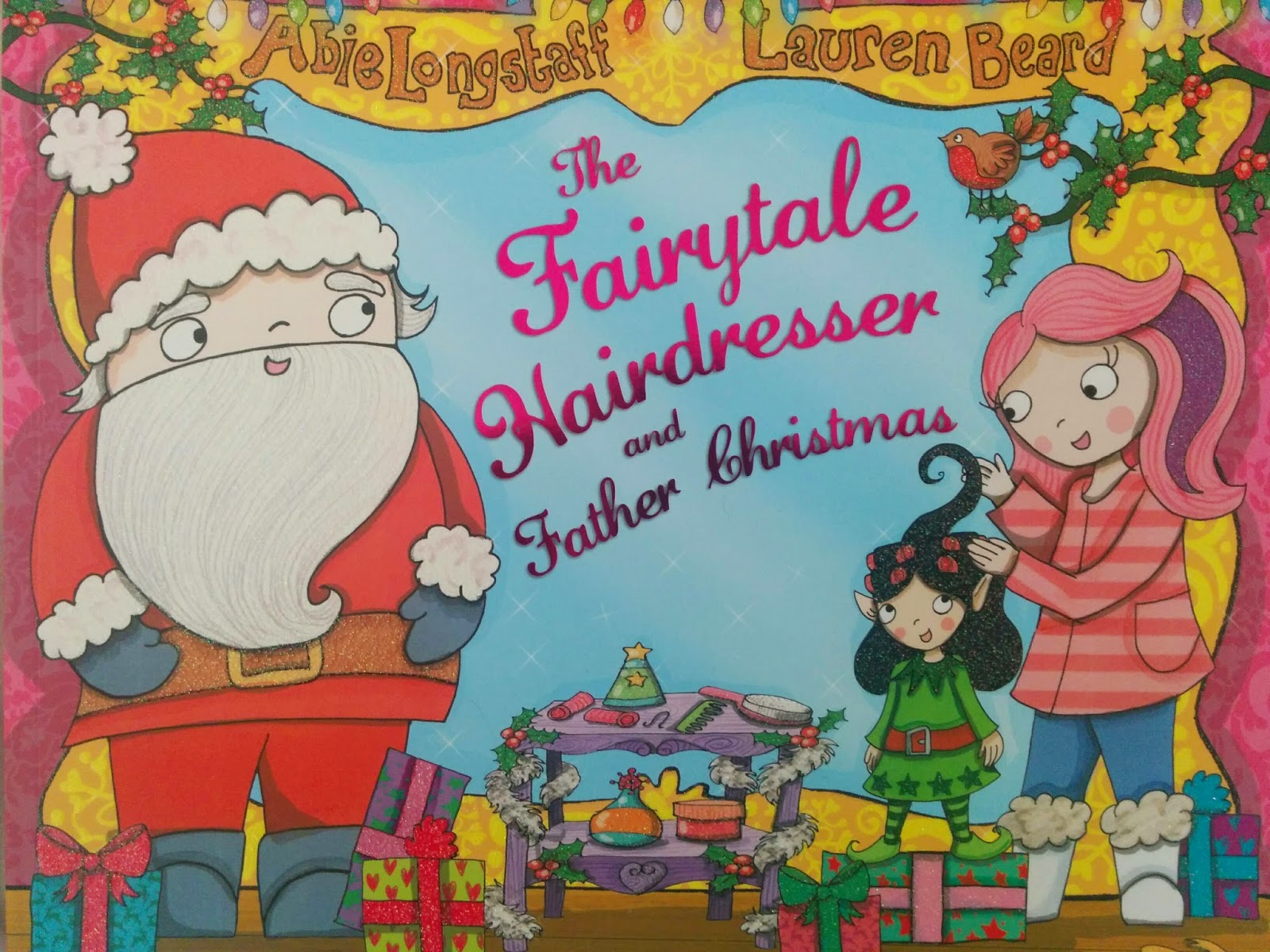 http://www.bookdepository.com/Fairytale-Hairdresser-Father-Christmas-Abie-Longstaff/9780552570527/?a_aid=Enchante