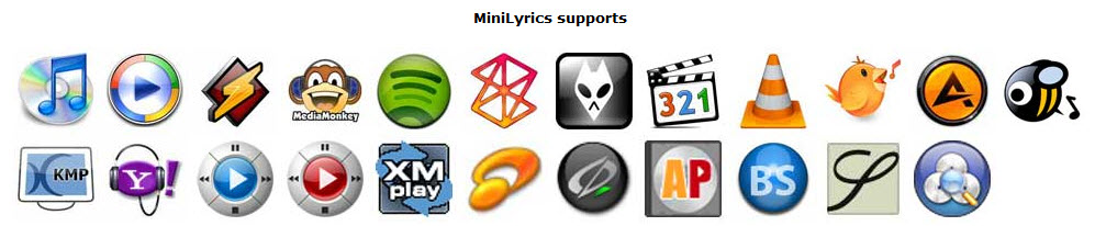 free  minilyrics full version for windows 7