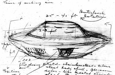 Thousands Of Ufos Seen In Manitoba Over Two Centuries