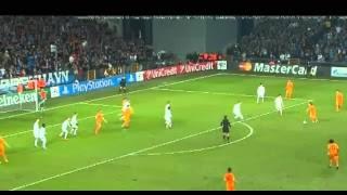 هدف مودريتش الرائع لريال مدريد أمام كوبنهاجن