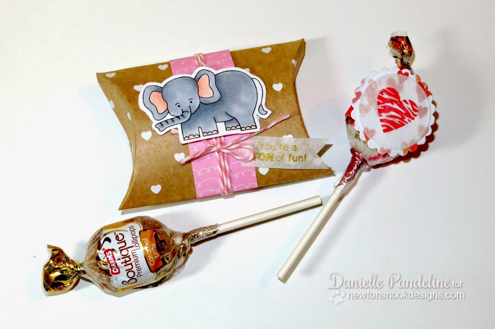 Sweet Treats by Danielle Pandeline | featuring Newton's Nook Designs