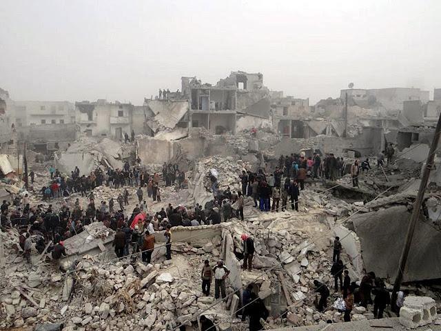 Suriah Pandang Arab Saudi Sebagai Musuh Besar Nomor Satu