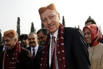 President Erdoğan gesture is Trending in Pakistan.