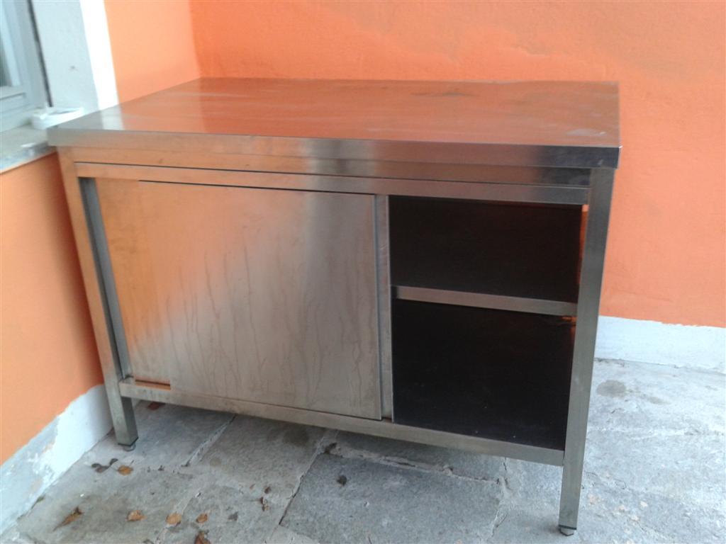 Ricerche Correlate A Tavoli Da Cucina Usati #BA5211 1024 768 Tavoli Da Lavoro Per Cucina Ikea