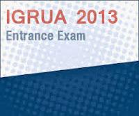 IGRUA 2013 Exam Syllabus