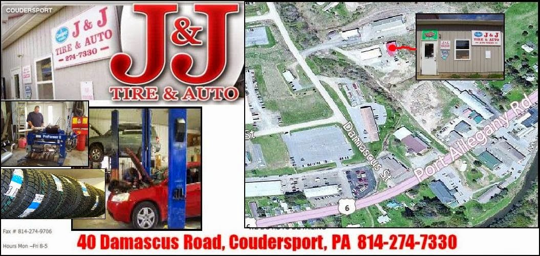 J&J Auto Of Coudersport