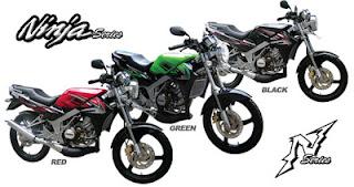Kawasaki Ninja 150 N