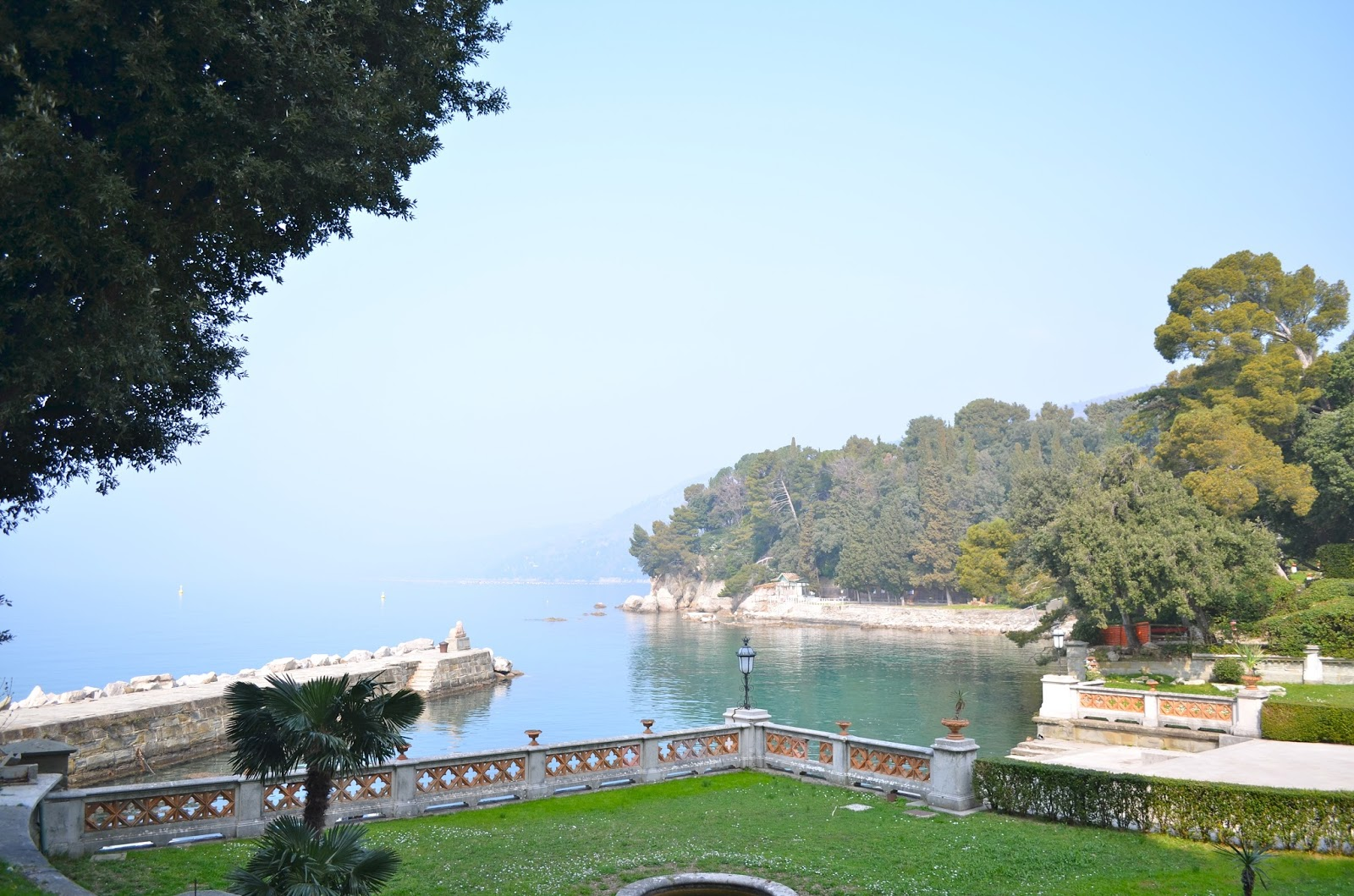 Miramare Castle Grounds