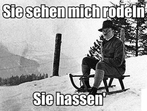 They See Me Rollin they Hatin - Deutsch  Version