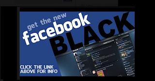 black facebook
