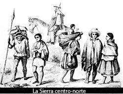 La Sierra centro-norte
