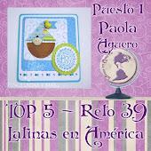 Reto #39 Latinas en América