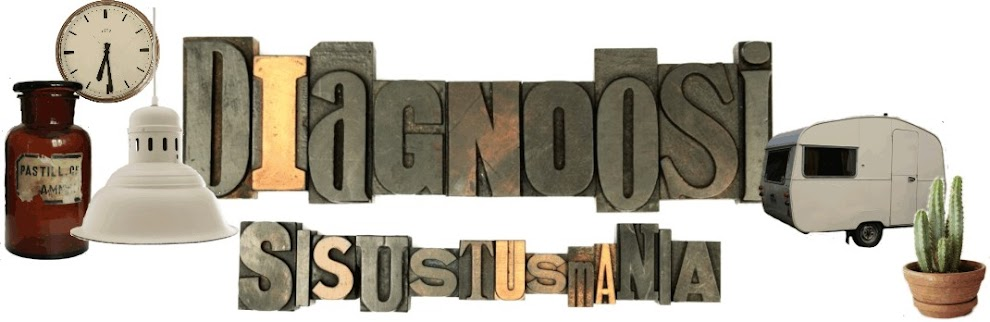 Diagnoosi:sisustusmania