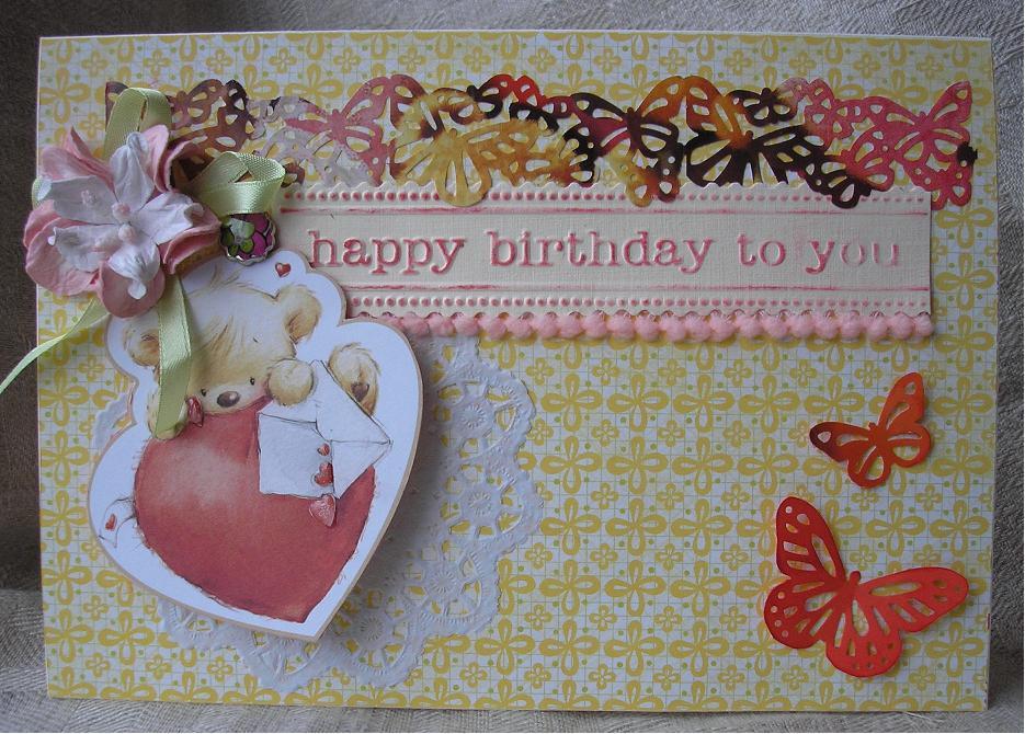 Подарок подруге-открытка 10