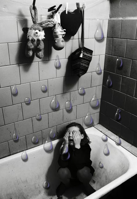 Sempre desconheci a magreza das lágrimas…