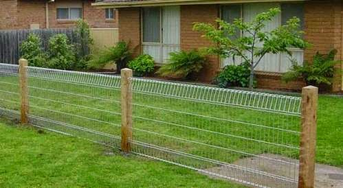 Can Garden Fencing Keep Animals In Or Out Of My Property