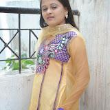 Usha Photos in Salwar Kameez at Gundello Guchi Guchi Champake Movie Press Meet 26