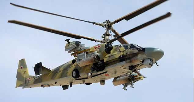 Οι ρωσικοί «Αλιγάτορες» ξεσκίζουν τους τζιχαντιστές του ISIS – ΒΙΝΤΕΟ