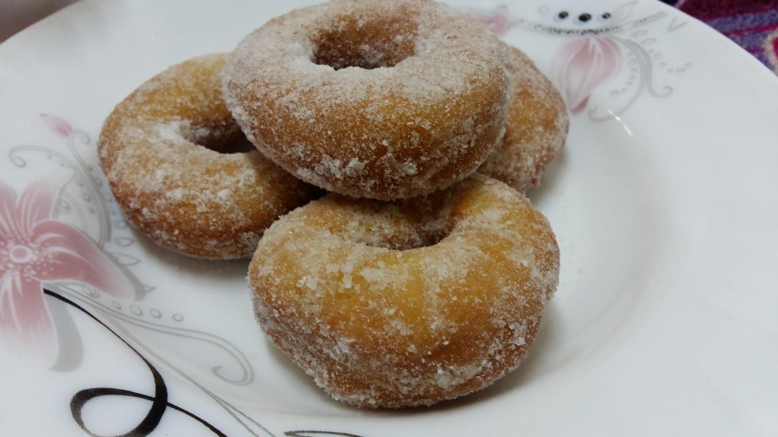 Resepikuihdonutgebu Resepi Donut Yang Gebu Dan Lembut Inilah