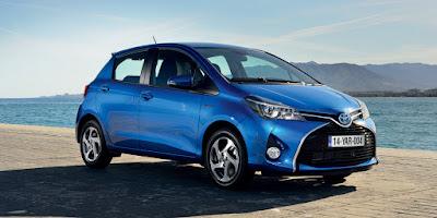 Harga Terbaru Dari Mobil Toyota Yaris 2015 Di Indonesia