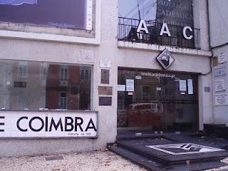 Académica de Coimbra, Decano, equipo más antiguo Portugal,