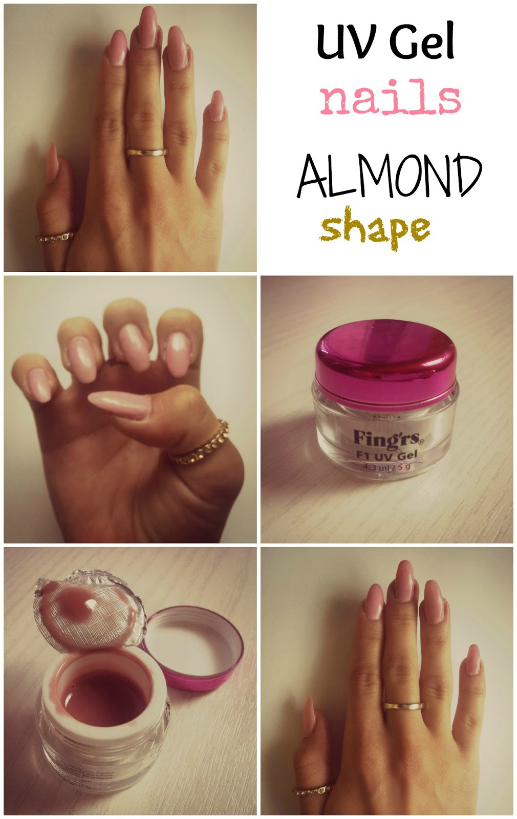 Almond Nail Designs Tumblr Images & Pictures - Becuo