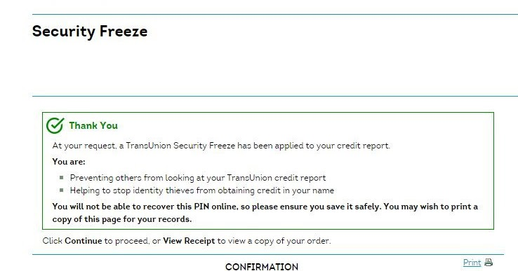 Credit Freeze How To Lock My Credit Report