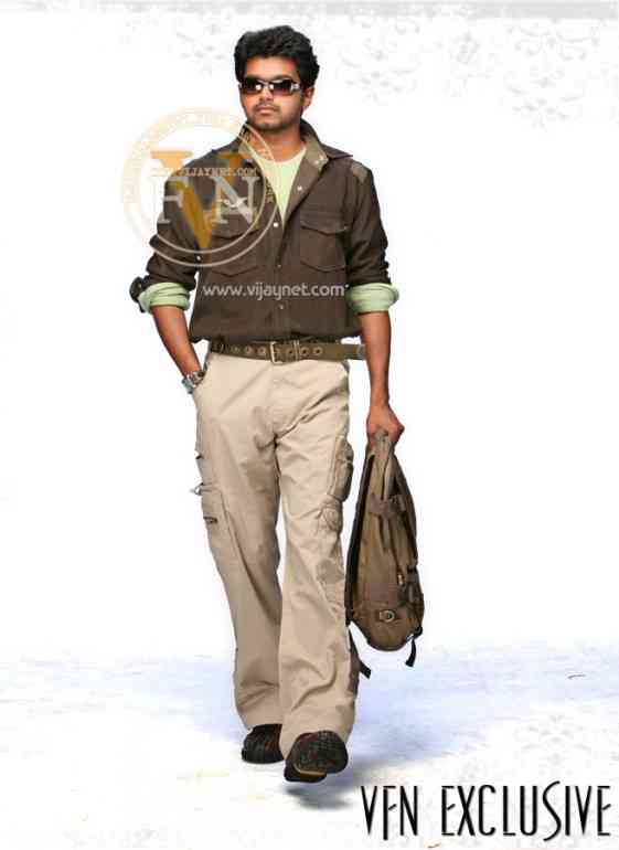 Vijay in 'Azhagiya Tamizh Magan' Movie 1