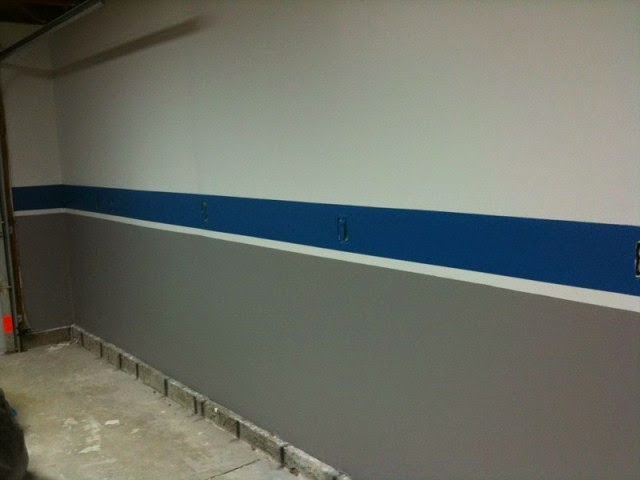 fishermen interior garage paint ideas - Interior Garage Wall Paint Colors