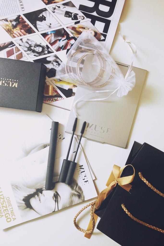 Test Mascary Erato / Muse Cosmetics