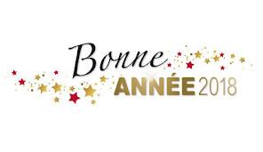 BONNE ANNÉE MILITANTE 2018