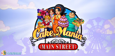 APK FILES™ Cake Mania - Main Street APK v1.4.6 ~ Full Cracked