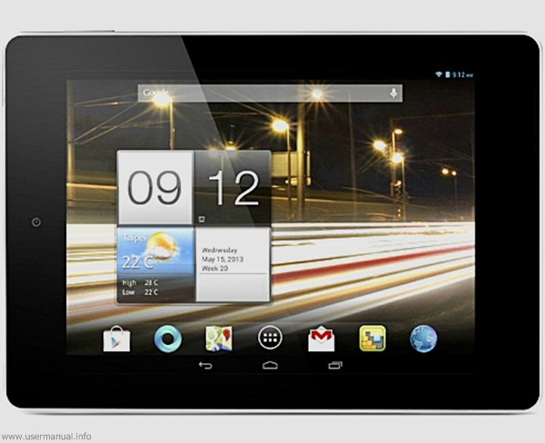 user manual acer iconia tab 7 rh jadcomp blogspot com Acer Iconia W5 Acer A100 7 Inch Tablet