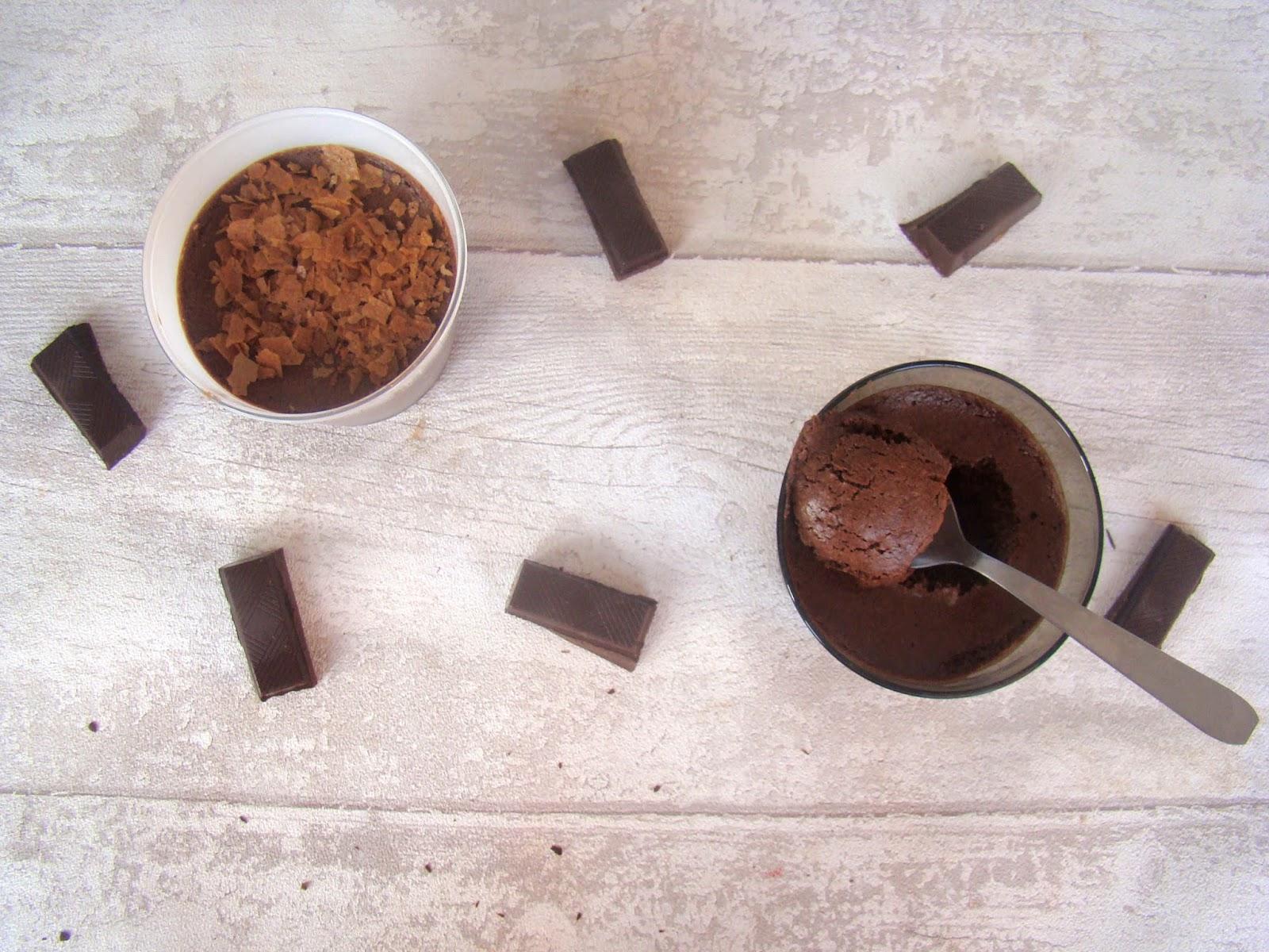 La Mousse au Chocolat, rien de plus simple!