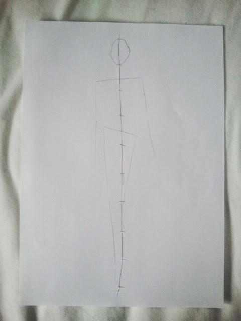 Rysunek żurnalowy 2