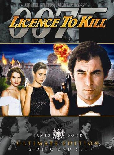 Licence To Kill 1989