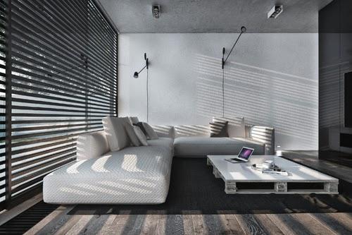 'Frames' by interior designer Igor Sirotov